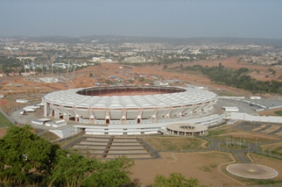 Picture of Abuja Stadium