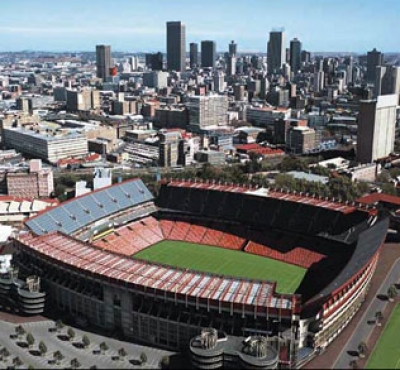 Picture of Ellis Park Stadium