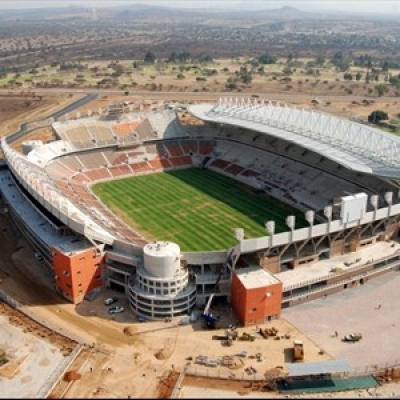 Picture of Peter Mokaba Stadium