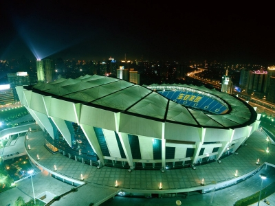 Picture of Shanghai Stadium