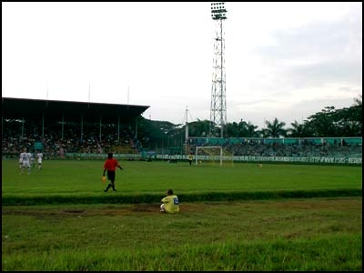 Picture of Teladan Stadium