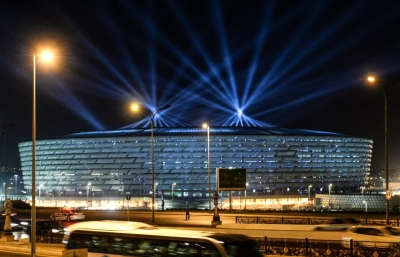 Picture of Baku Olympic Stadium