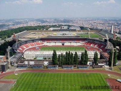 Picture of Strahov Stadium