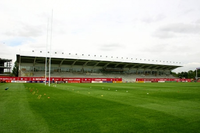 Picture of Twickenham Stoop Stadium