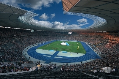 Picture of Olympic Stadium