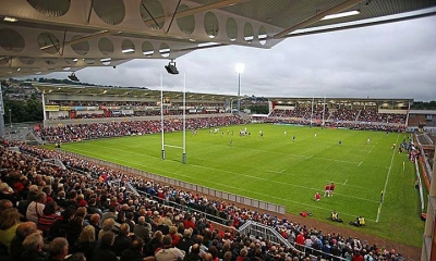 Picture of Kingspan Stadium