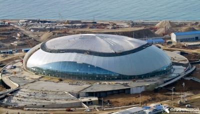 Picture of Fisht Olympic Stadium