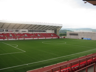 Picture of Broadwood Stadium