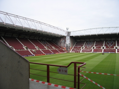 Picture of Tynecastle Stadium