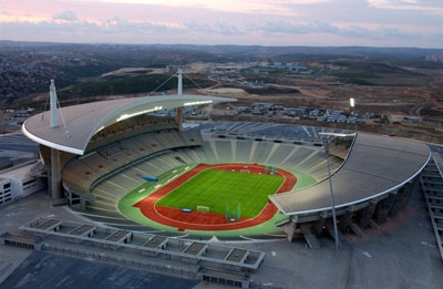 Picture of Ataturk Olympic Stadium