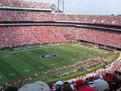 Picture of Sanford Stadium