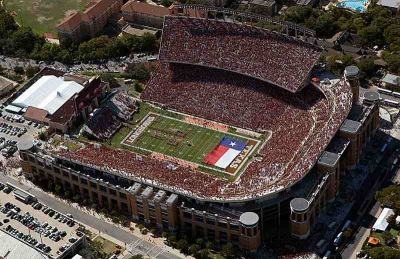 Picture of Darrell K Royal Texas Memorial Stadium