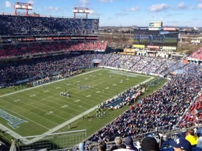 Picture of Nissan Stadium