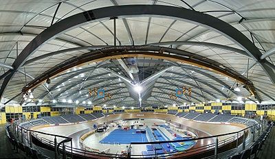 Picture of Dunc Gray Velodrome