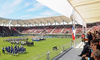 Picture of Estadio Bicentenario Municipal Nelson Oyarzun